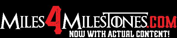 Miles 4 Milestones